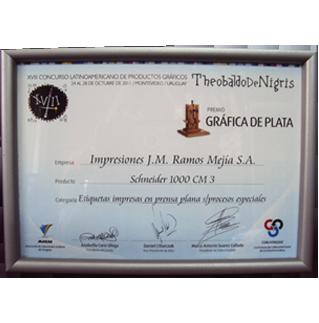 GRÁFICA DE PLATA